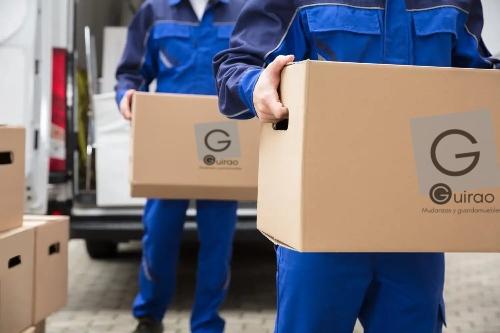 Empresas de mudanzas en Murcia - GUIRAO
