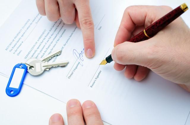 la legislación de los contratos de arrendamiento