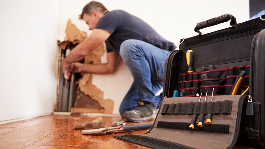 quien paga las reparaciones en una vivienda en alquiler