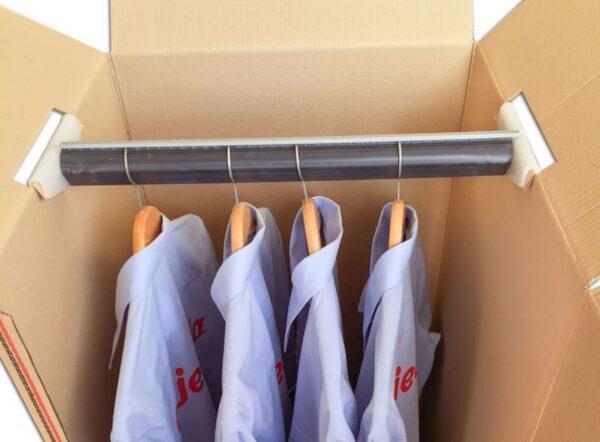 Cómo hacer una mudanza de ropa - MUDANZAS GUIRAO